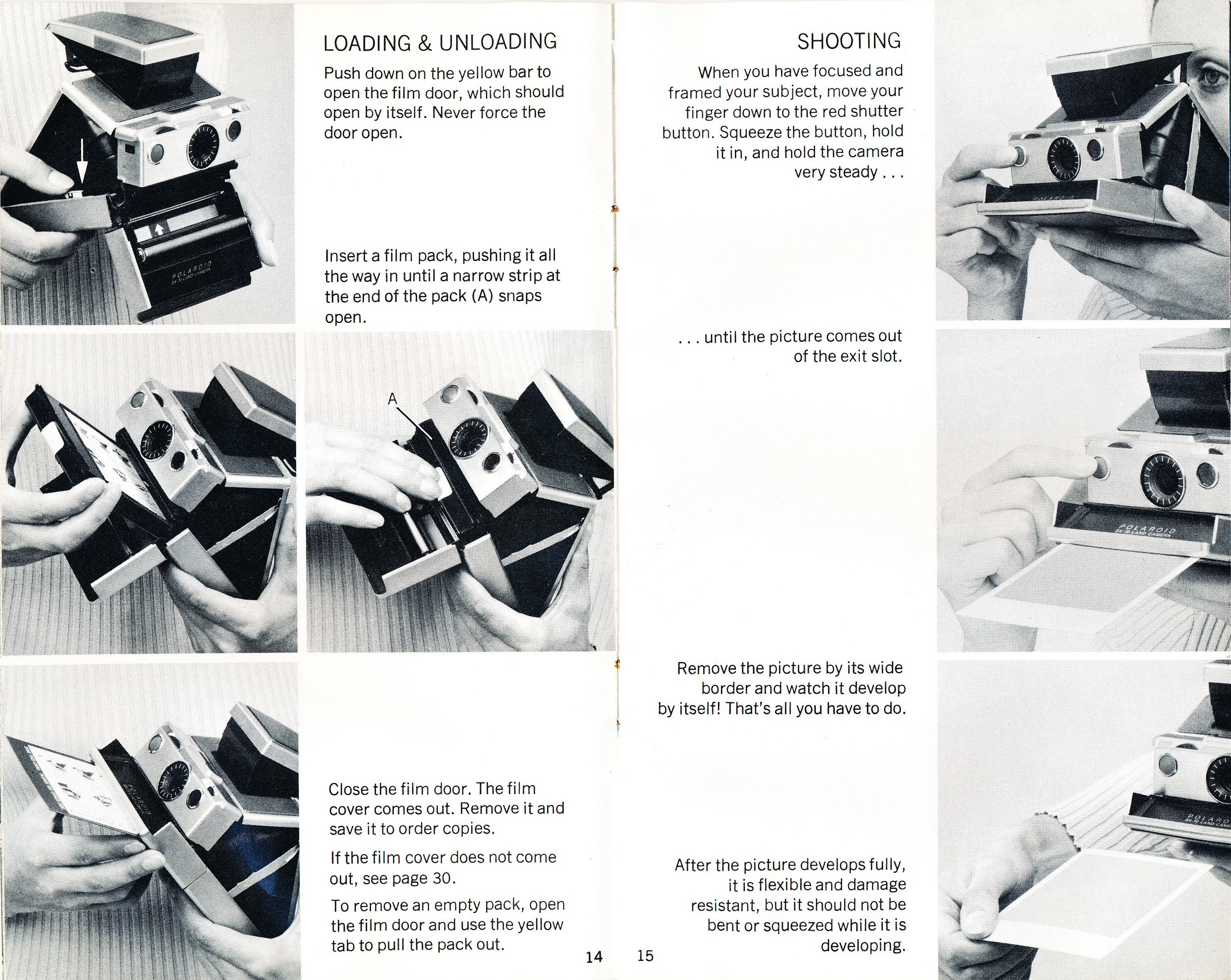 polaroid sx 70 user manual shoot film rh shoot film com polaroid sx 70 manual instrucciones polaroid sx 70 manual instrucciones