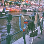 "Amsterdam....""City of Bicycles"""